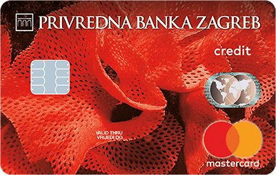 Mastercard® charge kartica